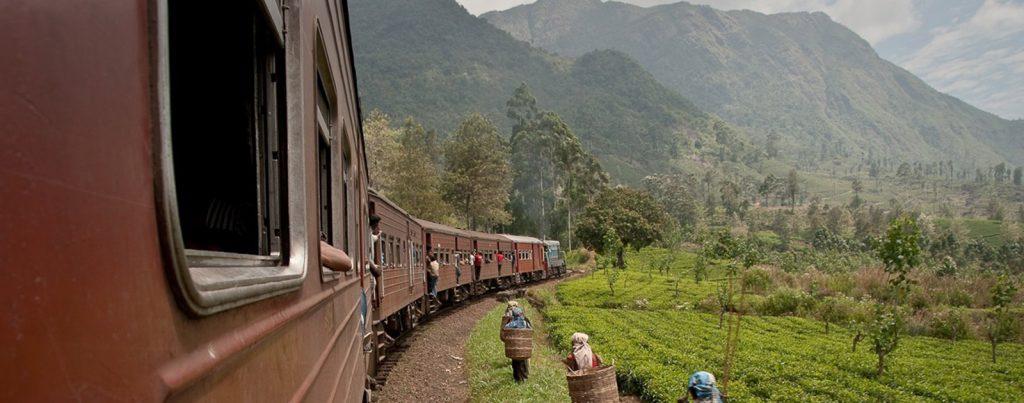Sri Lanka's Hill Country